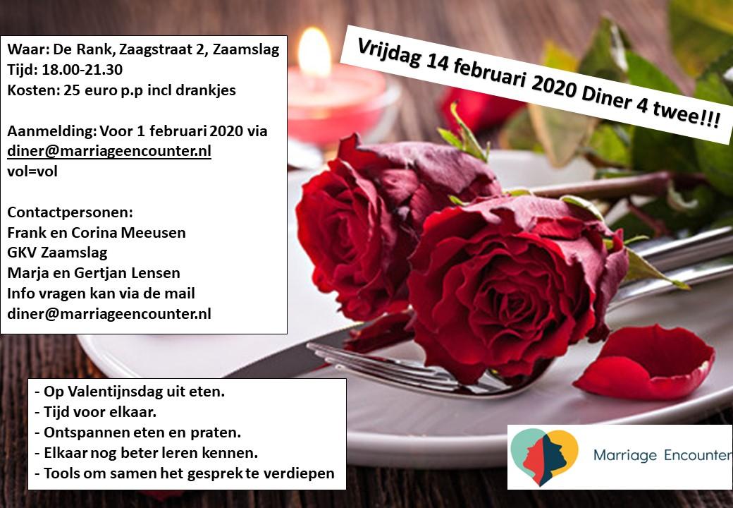 Valentijnsdiner powerpoint GKV Zeeuws-Vlaanderen