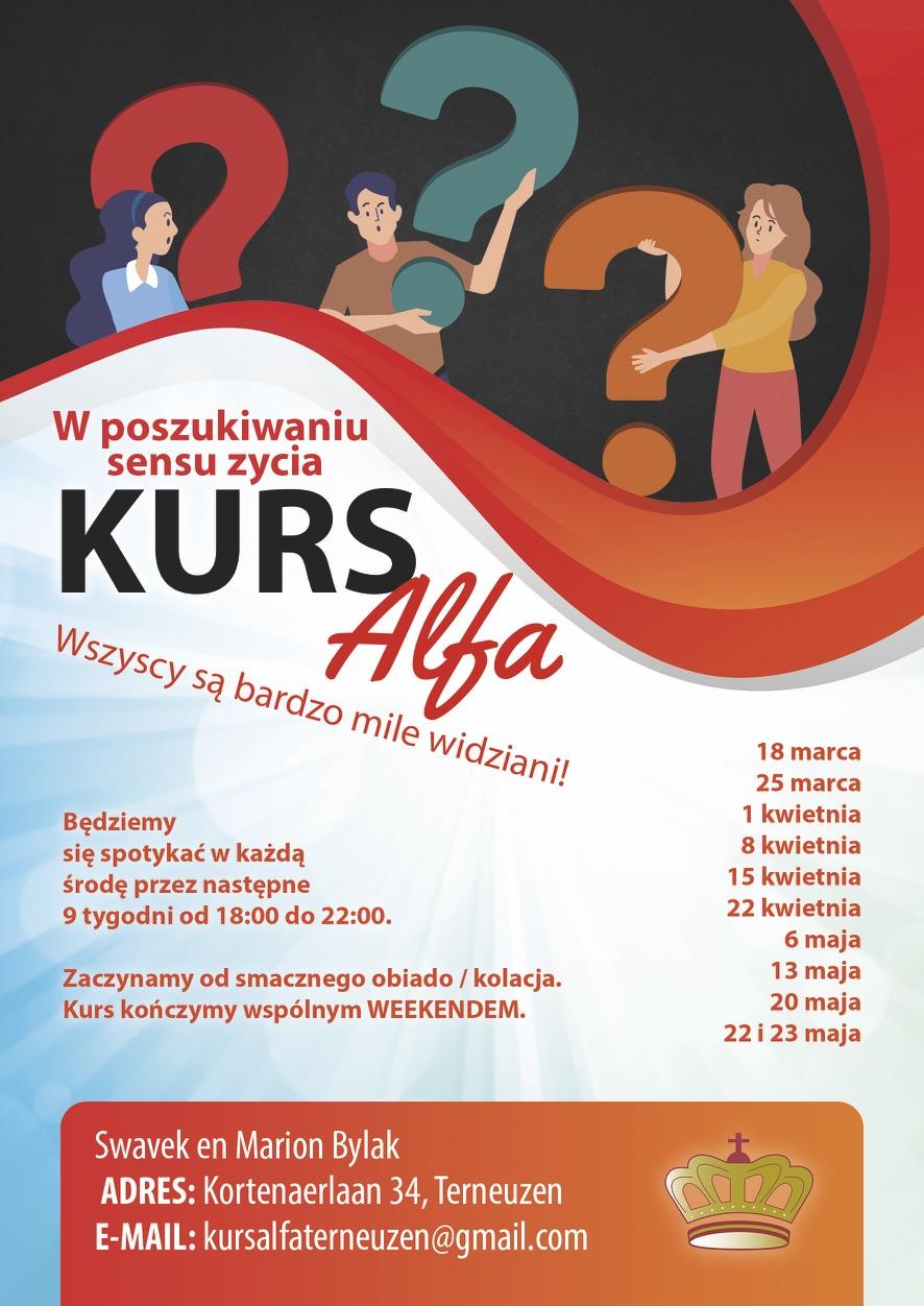 KURS-Alfa